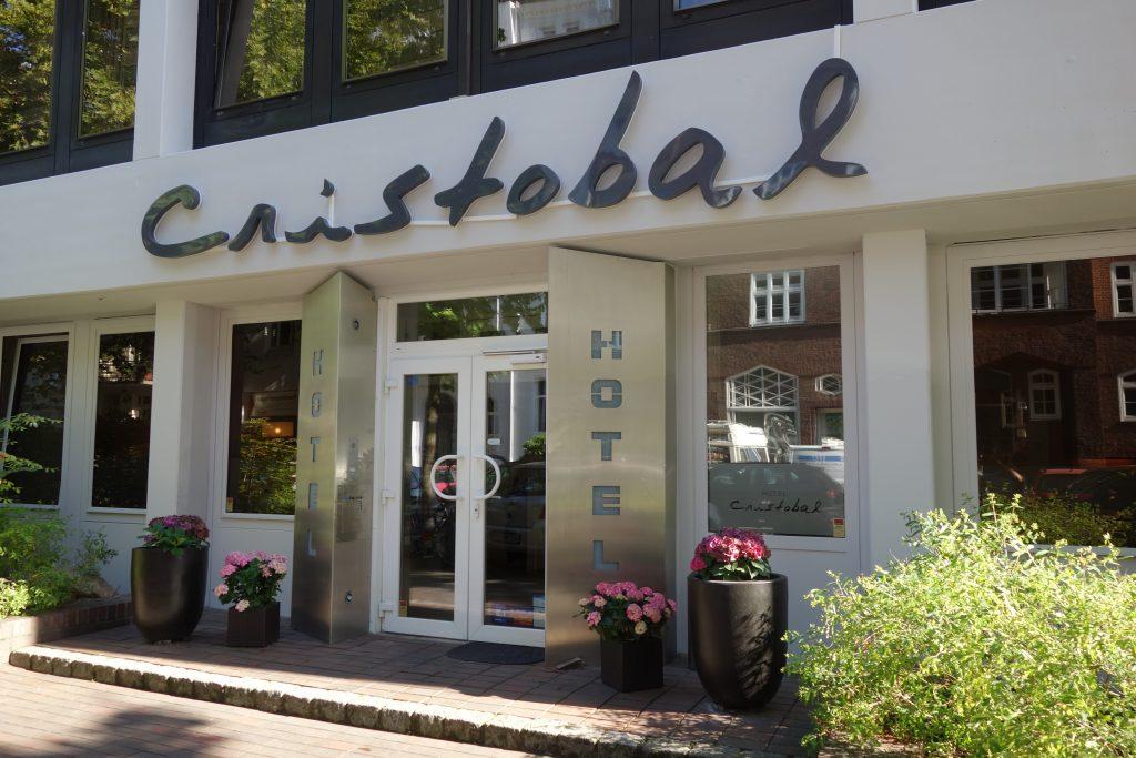 jetzt hotel in hamburg buchen hotel cristobal hamburg. Black Bedroom Furniture Sets. Home Design Ideas