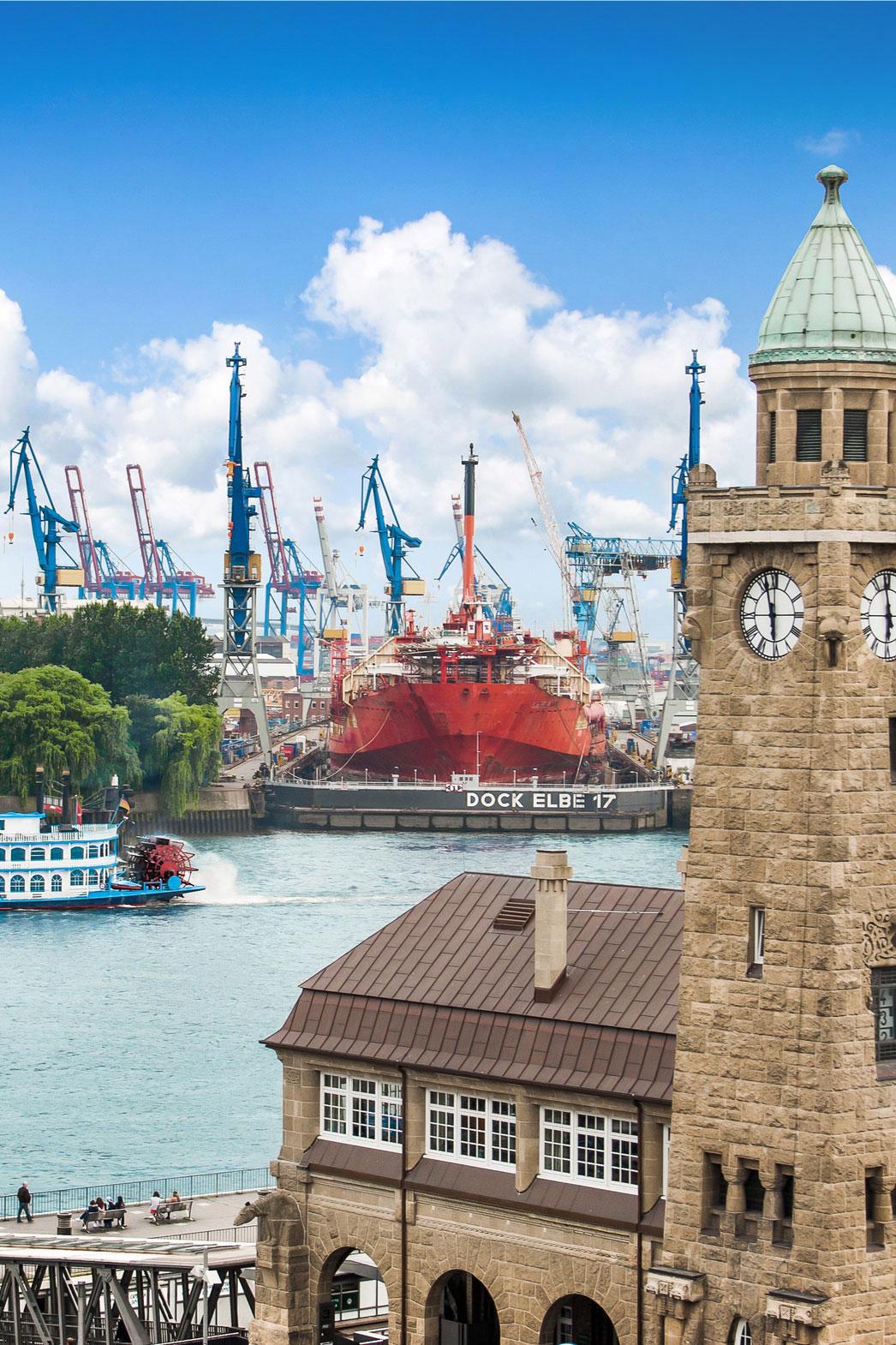 Zimmer Im Hotel Hafen Hamburg